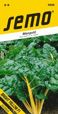 Mangold Bright Yellow F1