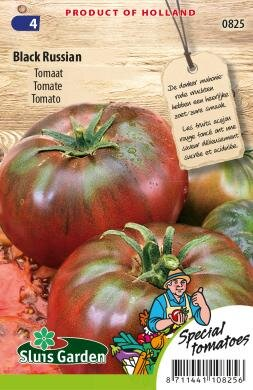 Rajčiak  Black Russian